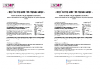Tract conseils