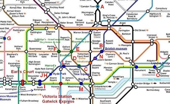 Bientôt des wagons de métro réservés aux femmes à Londres ? | Stop
