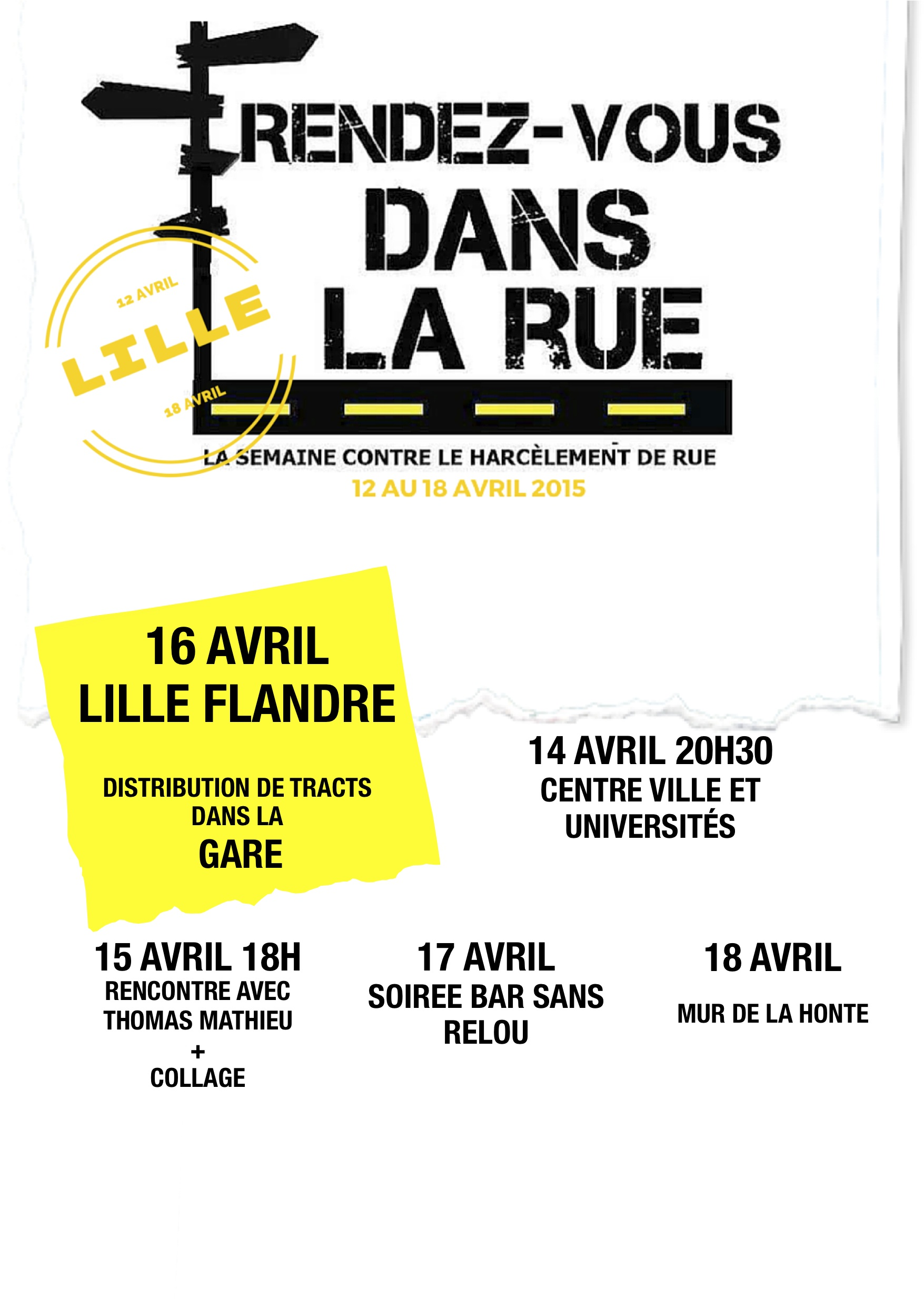 programme Lille